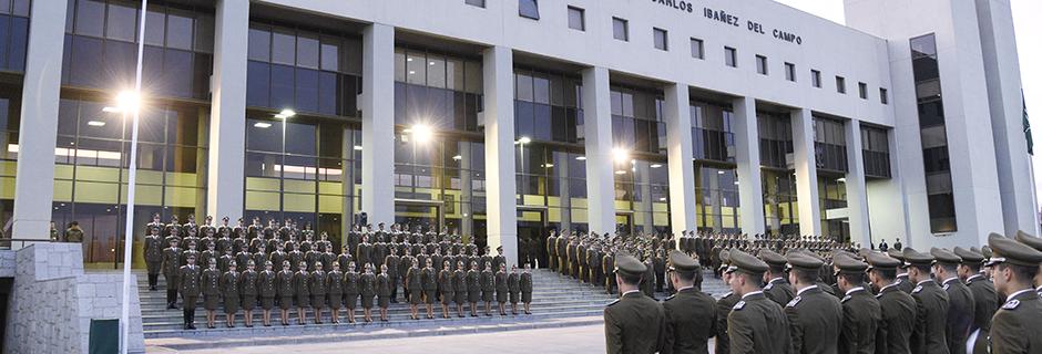 Formación de Oficiales de Orden y Seguridad